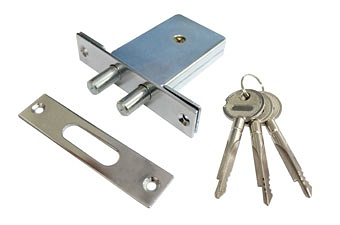 Residential Door Key Lock Cross Key Door Lock D101
